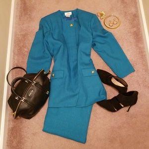 Worthington women's jacket and skirt set